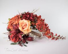 Fall wedding Bouquet, Fall bridal bouquet, Fall boho bouquet, Fall silk bouquet, Fall silk wedding bouquet, Wedding bouquet, Bridal bouquet Bridal Bouquet Fall, Silk Wedding Bouquets, Bridesmaid Bouquet, Corsage And Boutonniere, Groom Boutonniere, Valentine Day Wreaths, Valentine Decorations, Made Of Honor, Yellow Roses