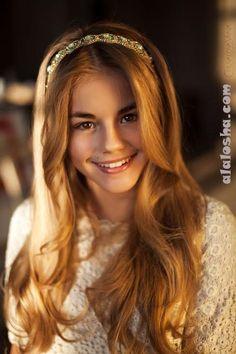 ALALOSHA: VOGUE ENFANTS: Child Model of the Day: Lёlya
