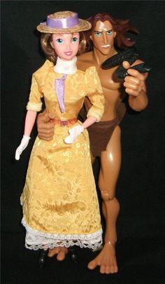 Tarzan and Jane - restored