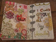Pam Garrison's journals are just the best!