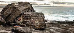 A stunning setting to go bouldering by Climber #Asturias #Spain #Gozón #climbing #bouldering
