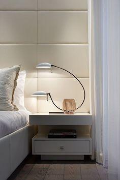 Bedside lighting: Munge Leung - Ochre Lamp
