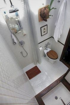 best wet room bathroom remodeling trends 2 « A Virtual Zone Wet Room Bathroom, Tiny Bathrooms, Tiny House Bathroom, Bathroom Design Small, Bathroom Interior, Bathroom Ideas, Bathroom Remodeling, Basement Bathroom, Bathroom Makeovers