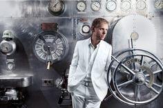 Armin Van Buuren. Met de metertjes enzo