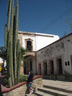 Mineral de Pozos,  Guanajuato - pueblo magico