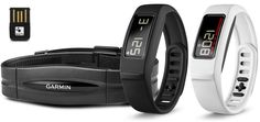 New Garmin Vivofit 2 Activity Tracker Fitness Bundle w/ ANT & Heart Rate Monitor - Brand New w/ 1 Year Garmin Warranty #heart #rate #monitor #bundle #fitness #vivofit #activity #tracker #garmin