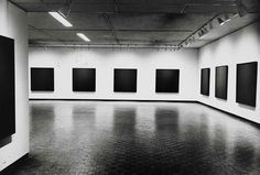 Contemporary Art Blog | Ad Reinhardt,  Abstract Painting, 1962