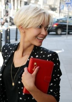 35+ Short Pixie Haircuts That Give An Edgy But Feminine Vibe - Highpe