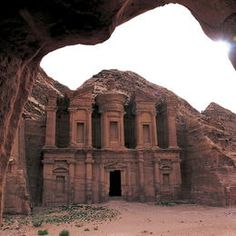 Petra, Jordan - If you don't appreciate the architecture here, then I don't know what to tell you...
