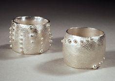 Dahlia Kanner's  rings