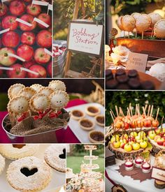 10 Incredible Wedding Details for Fall Wedding 2014 | http://www.tulleandchantilly.com/blog/ten-incredible-wedding-details-for-fall-wedding-2014/