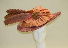 Hat, 1911-1912 via The Metropolitan Museum of Art