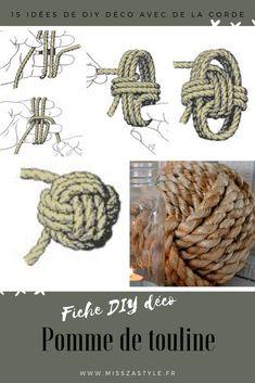 Selling Crochet, Diy Dog Toys, Beauty Salon Decor, Diy Crafts For Home Decor, Creation Deco, Rope Crafts, Idee Diy, Blog Deco, Macrame Patterns