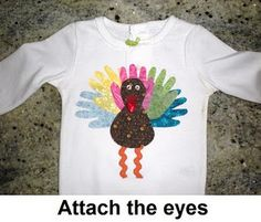 Turkey shirts for the kids...