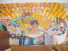 """It's Big Mama's & Papa's Pizza Time!"" in the Crescenta Valley Weekly."