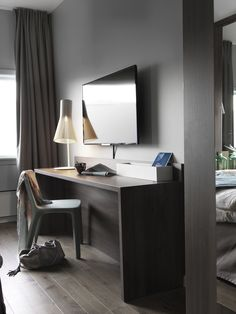 Airport Hotel, Stavanger, Office Desk, Corner Desk, Furniture, Home Decor, Corner Table, Desk Office, Decoration Home