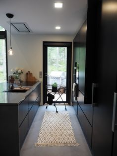 Kitchen Reno, New Kitchen, Kitchen Dining, Modern Interior Design, Interior Architecture, Home Kitchens, Decoration, Sweet Home, House Design