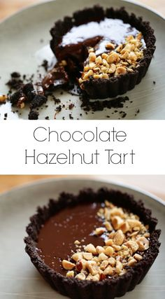 Awesome Valentine's Day Dessert Idea! Perfect for the chocolate obsessed sweetheart in your life!