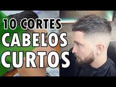 10 cortes masculinos para cabelos curtos - MODA SEM CENSURA | DICAS DE MODA MASCULINA, ESTILO E CULTURA PARA HOMENS