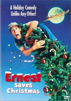 Ernest Saves Christmas (1988) / Christmas movies / holiday movies