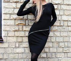 Чёрное платье от Bash— фотография №1