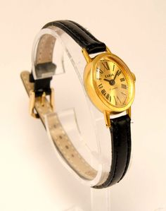 Zaria Lady's Vintage Watch USSR 70' Gold Plated | eBay