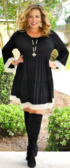 Perfectly Priscilla Boutique - Sugar and Spice Dress, $45.00 (http://www.perfectlypriscilla.com/sugar-and-spice-dress/)