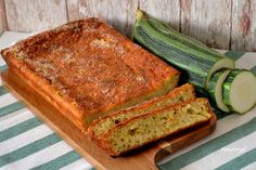 Niezwykle smaczny pasztet z cukinii Lasagna, Banana Bread, Ethnic Recipes, Desserts, Food, Meal, Deserts, Essen, Hoods