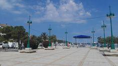 Mali Losinj ~ Croatia 👋🏼 ~ Summer Holidays ☀️ ~ ⛵️~ Ani Life 🌸 Croatia, Panama, Aqua, Sidewalk, Street View, Holidays, Summer, Life, Walkway