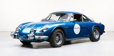 gashetka:  1970 | Renault Alpine A110 | Source