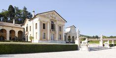 IT, Maser, Treviso, Villa Barbaro. Architect Andrea Palladio, c. 1550. Photograph by Filippo Romano.