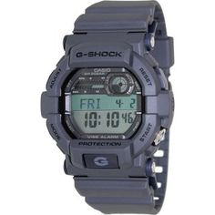 Shop for Casio Men's G-Shock GD350-8 Grey Resin Quartz Watch with Digital Dial. Get free delivery at Overstock.com - Your Online Watches Shop! Get 5% in rewards with Club O!