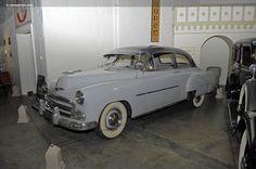 1952 Chevrolet Styleline Deluxe at Auburn, IN Auto Museum.