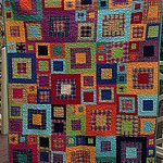 Plaid flannel quilt #2 by yohardys