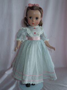 STUNNING Set of 1949-1950 Strung Madame Alexander Little Women Dolls from gandtiques on Ruby Lane