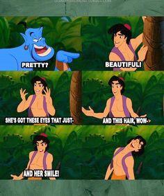 My favorite Disney movie! A.N