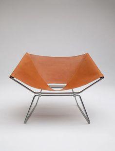 butterfly armchair mode 675 1964 pierre paulin furnitures