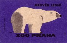 Oliver Tomas | Text Proportion Utility » Blog Archive » Animal illustrations from the Prague Zoo (1963)