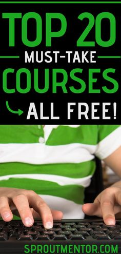 Free College Courses, Free Courses, Work From Home Companies, Work From Home Opportunities, Learning Websites, Educational Websites, Best Online Courses, Free Education, Looking For A Job