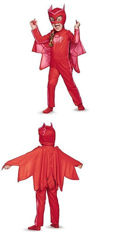 Halloween Costumes Kids Disguise Owlette Classic Toddler Pj Masks Costume Large/4-  sc 1 st  Pinterest & Kids Costumes: Disguise Owlette Classic Toddler Pj Masks Costume ...