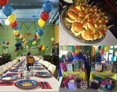 Plan a fun private party in Los Angeles