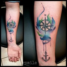Compass Rose by Russell van Schaick