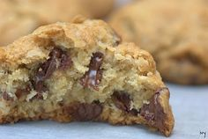 Oatmeal Chocolate Chip Cookies!
