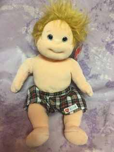 "TY Beanie Kids ""CHIPPER"" Great Condition 10"" Doll 3+ Boys & Girls #Ty"