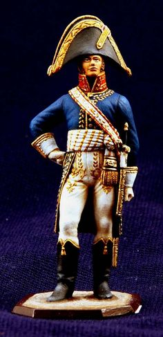 Французский генерал Леклерк  ММС