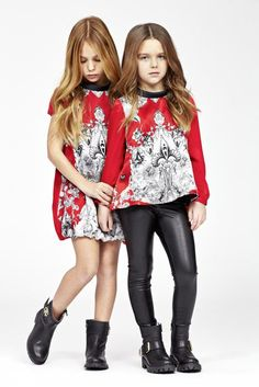 RC Junior Girl Lookbook - Roberto Cavalli United States