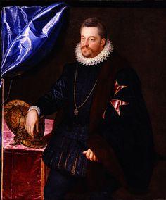 S Pulzone: Fernando I de Medicis, Uffizi