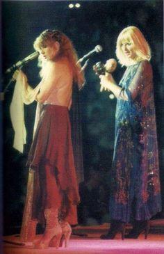 Christine & Stevie