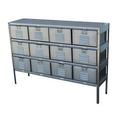 Fab.com | Sturdy Steel For Home And Office