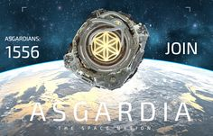 "Asgardia: Nation-State in Space – Read news about a bizarre ""Norse"" satellite and check out my comments on it by following link"
